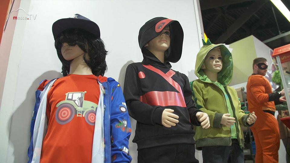 Rubies Kids Kleidung Jungen Spielwarenmesse 2019 Nürnberg