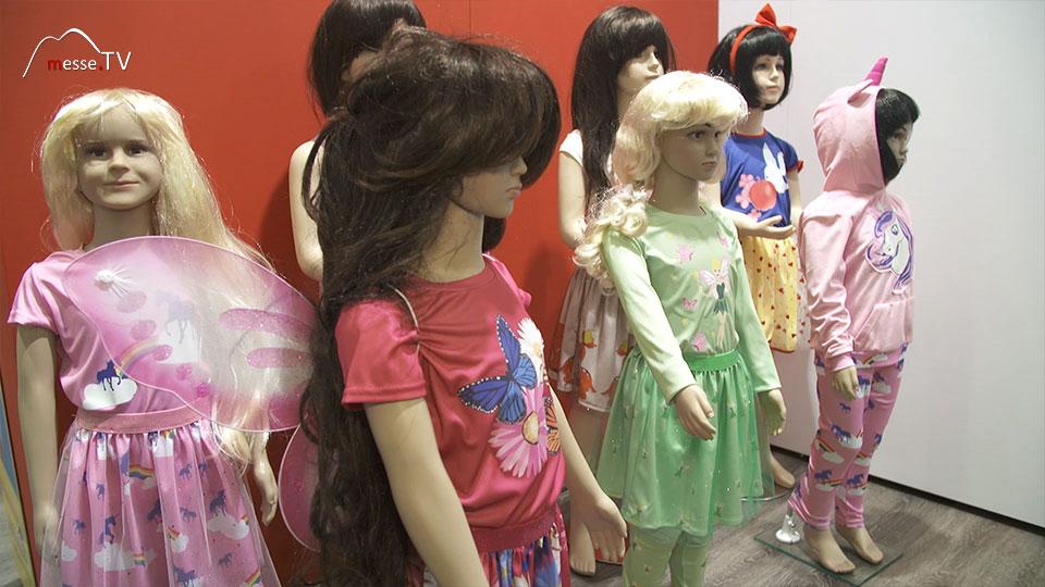 Rubies Kids Kleidung Mädchen Spielwarenmesse 2019 Nürnberg