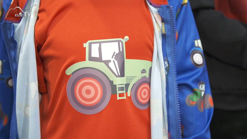 Rubies Kids Kleidung Traktormotiv Spielwarenmesse 2019 Nürnberg