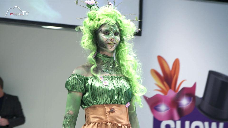 Rubies Showtime Kaktus Kostüm Spielwarenmesse 2019 Nürnberg