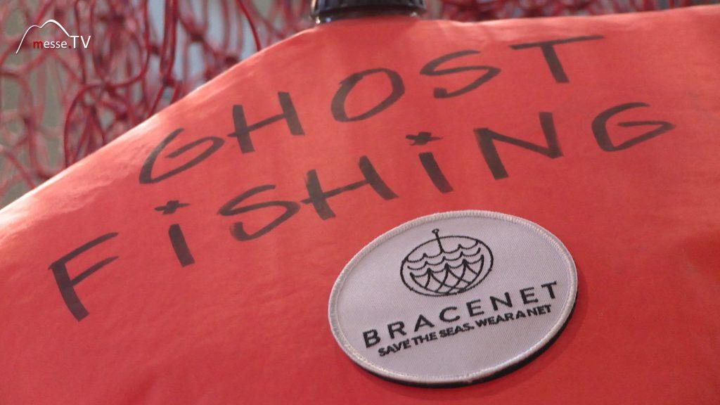 Bracent unterstützt Ghost Fishing