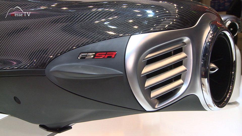 Cayago Seabob F5SR boot 2020