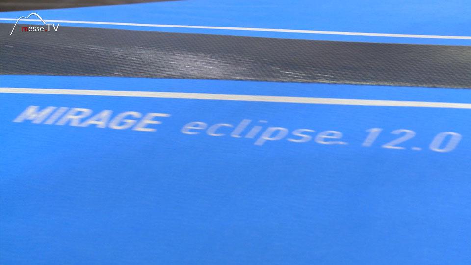 Hobie Mirga Eclipse 12.0 Stand Up Paddling Stepper