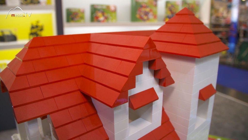 Hubelino Dach für Bausteine Spielwarenmesse 2020