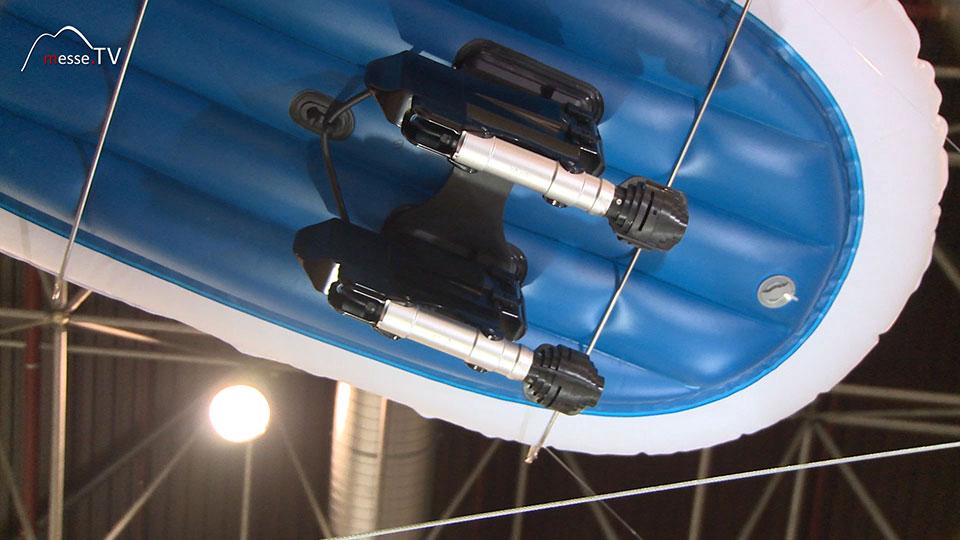 Imtech iMatJet 2 Motoren 500 Watt