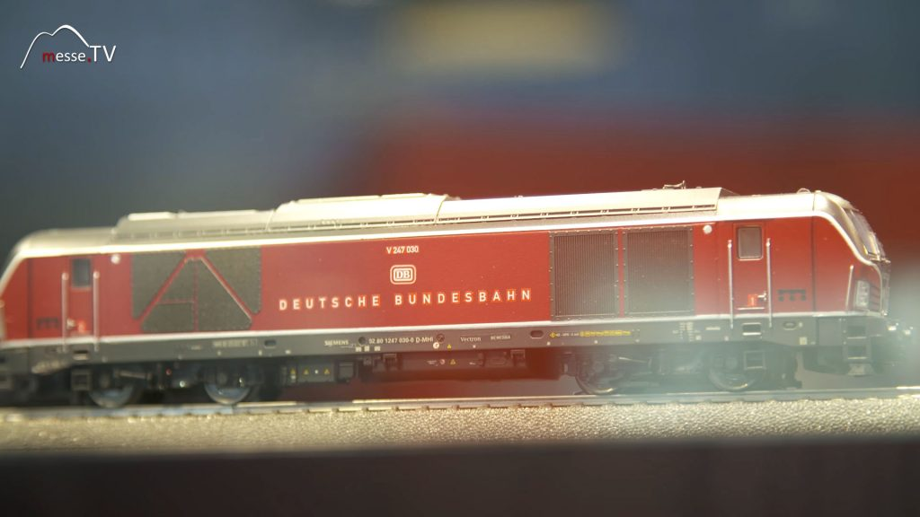Märklin Lokomotive Vectron V200 Diesellok