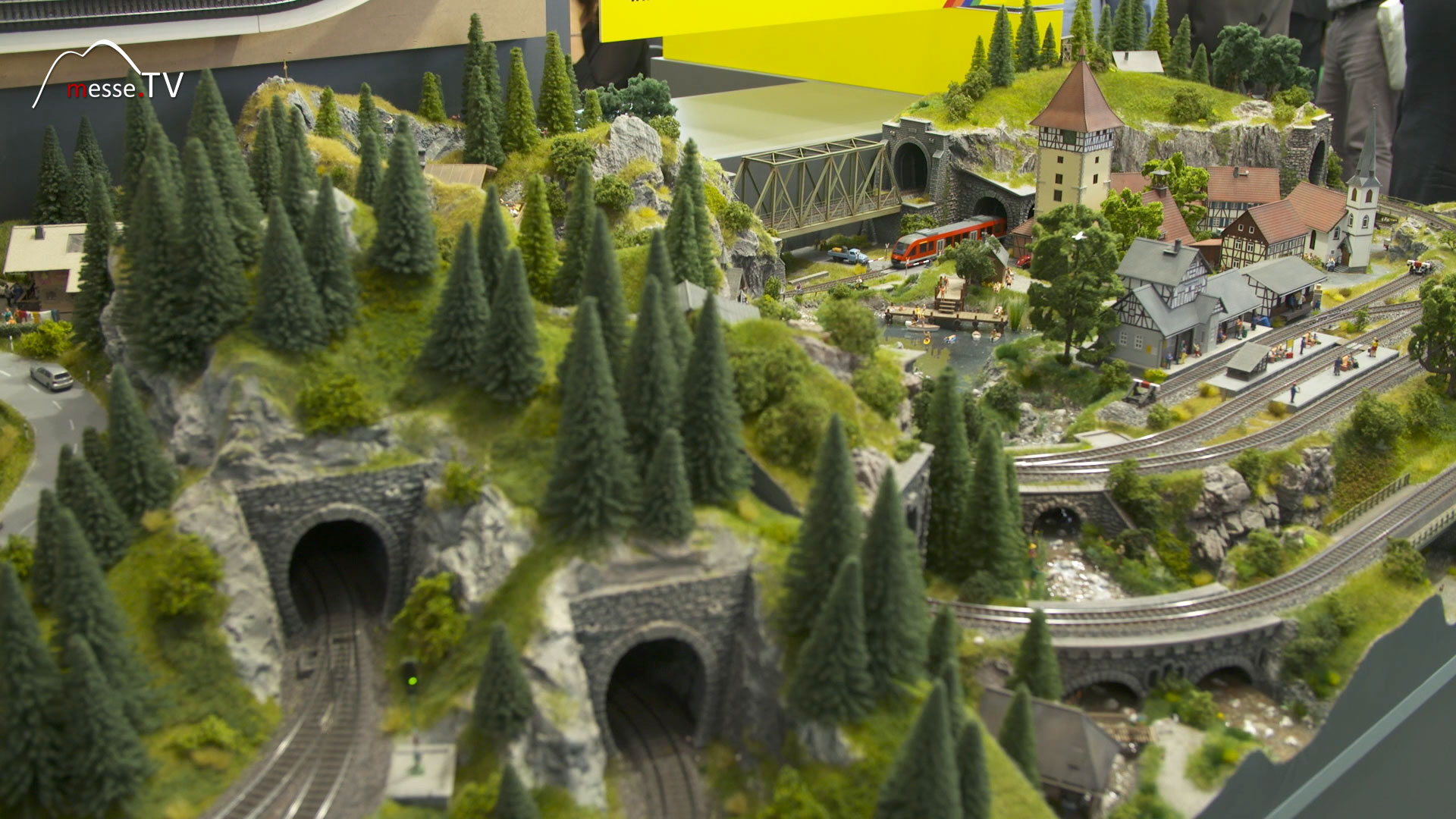 NOCH Modellbau wie im Original Spielwarenmesse 2020