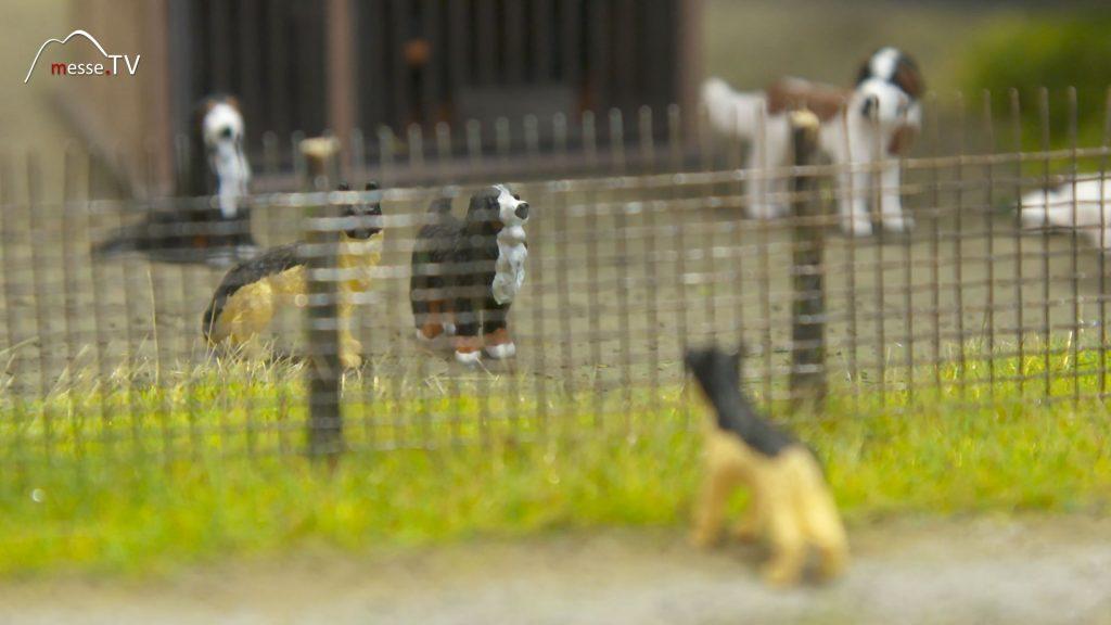 Noch Modellbau Hunde die bellen