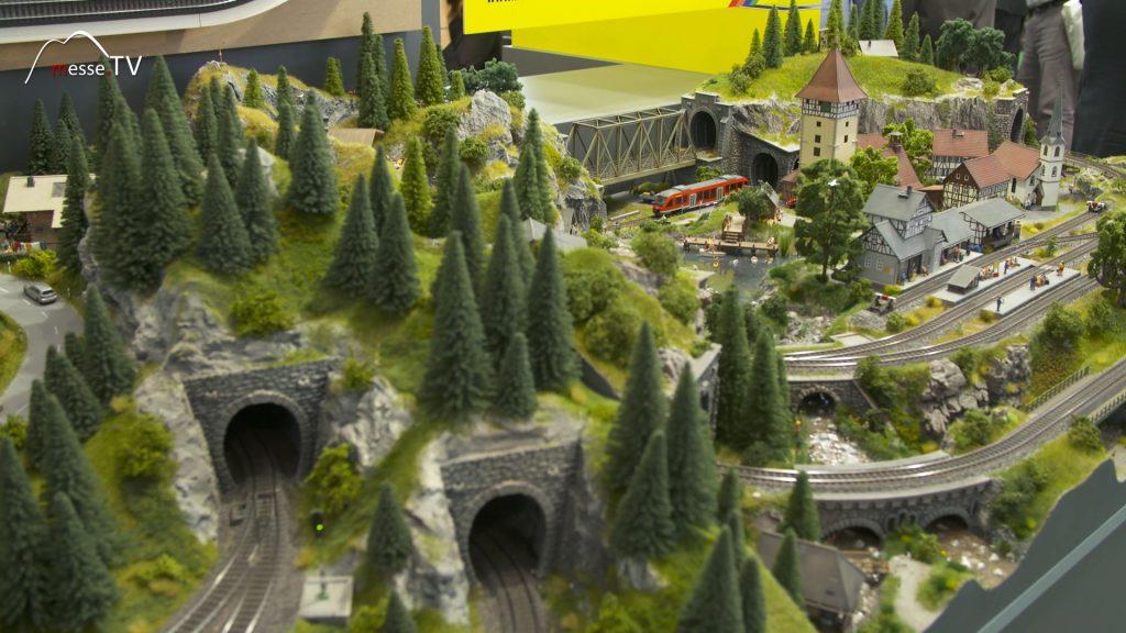 Noch wie im Original Modell Landschaftsbau