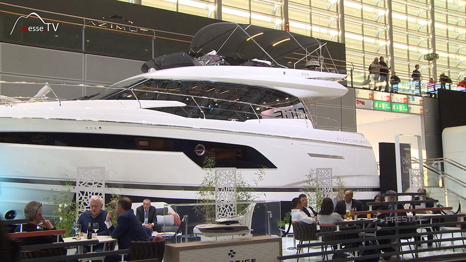PRESTIGE 520 Luxus Motor Yacht boot 2020