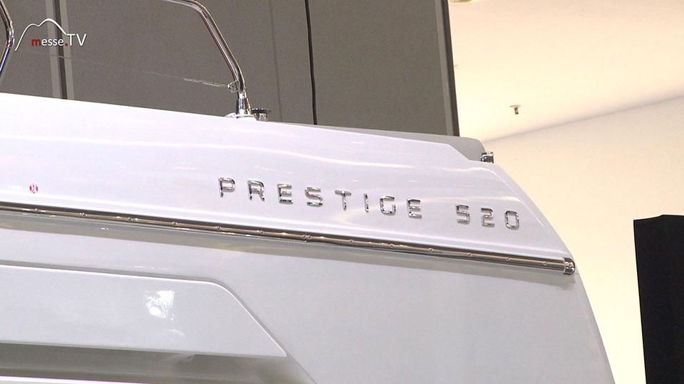 Prestige 520 - boot 2020