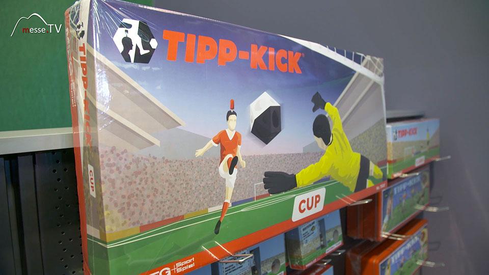 Tipp-Kick Spiel