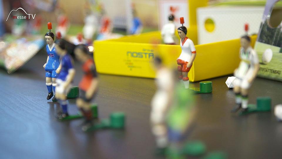 Tipp-Kick Spielfiguren