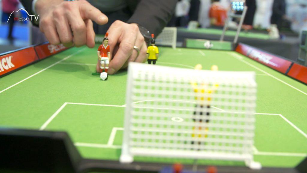 Tipp-Kick Tischfußball Spielwarenmesse 2020