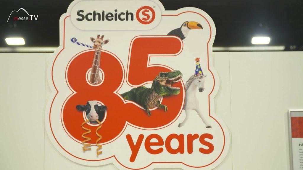 85 Jahre Schleich Tierfiguren