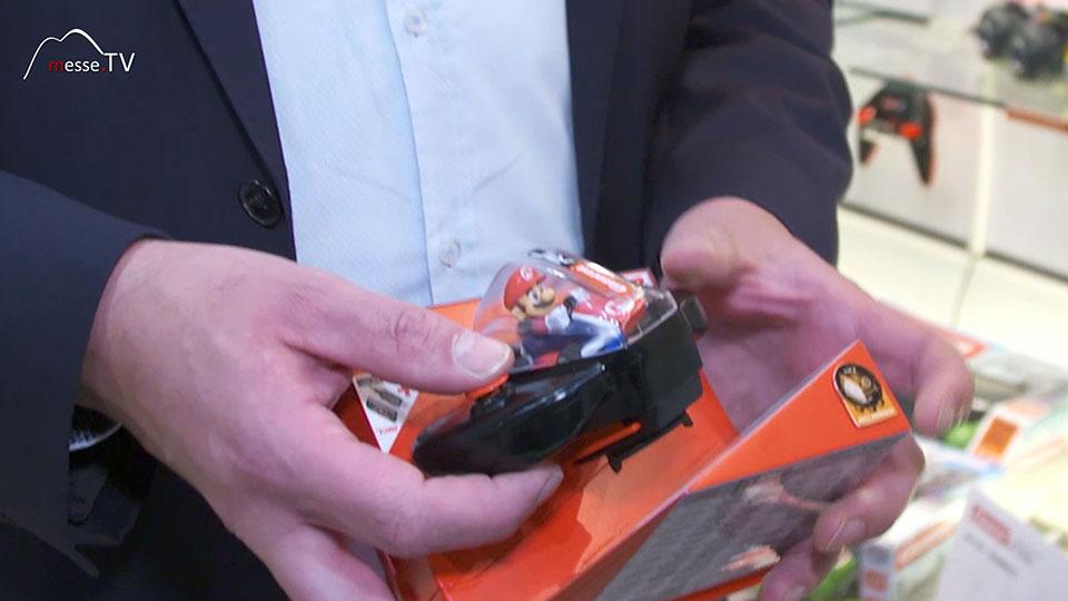 Carrera Mini RC Sammelfahrzeuge Super Mario Nintendo