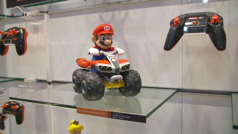 Carrera RC Fahrzeug Super Mario Quad