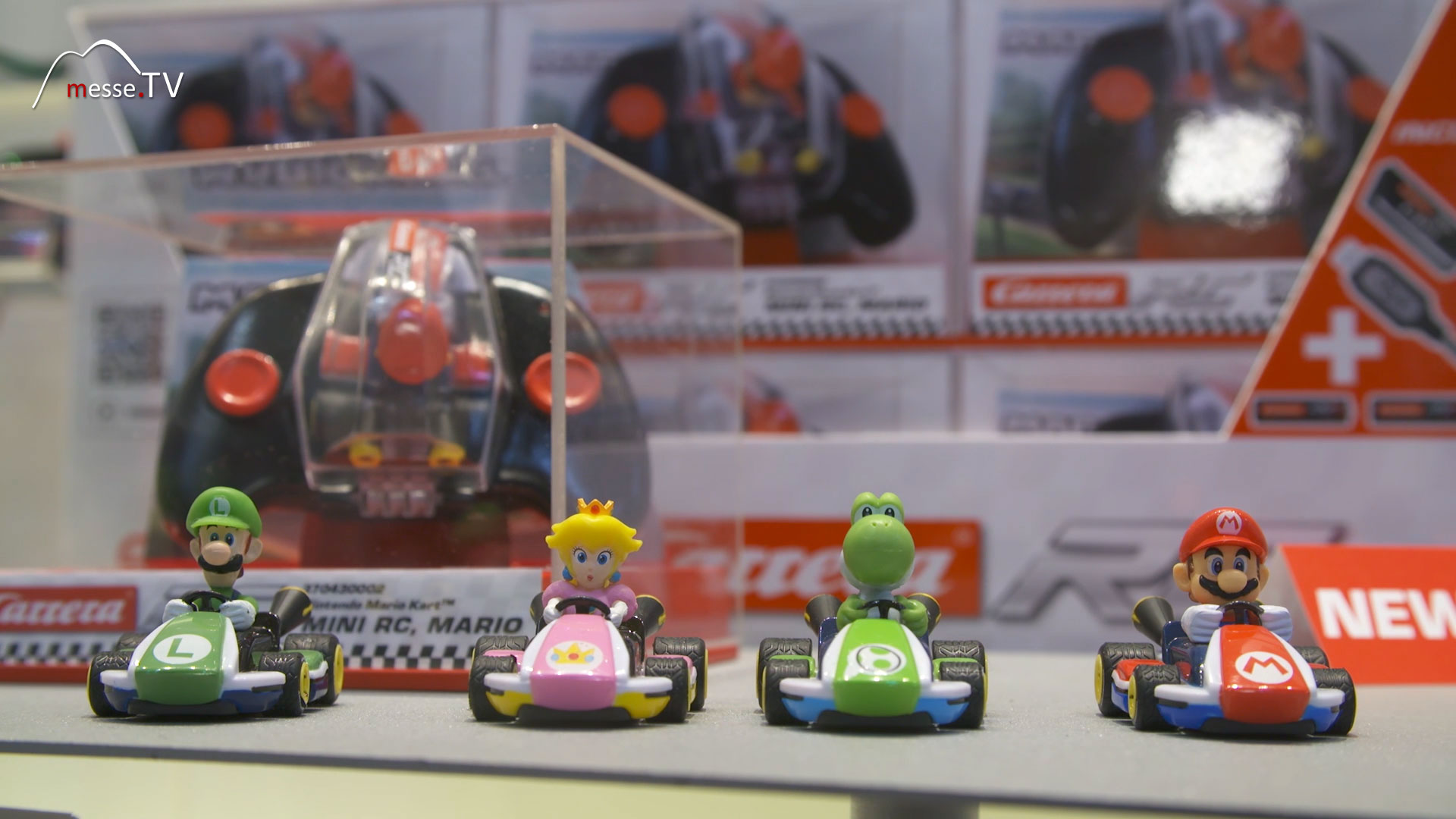Carrera RC Nintendo Collectibles Spielwarenmesse 2020
