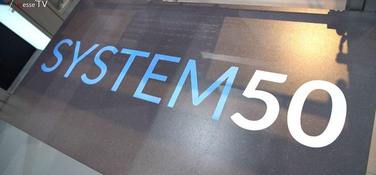 Cornect System 50 Messebausystem