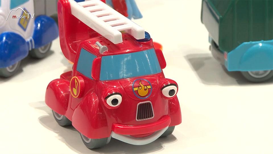 Dickie Toys Fiona Feuerwehr Spielfahrzeug