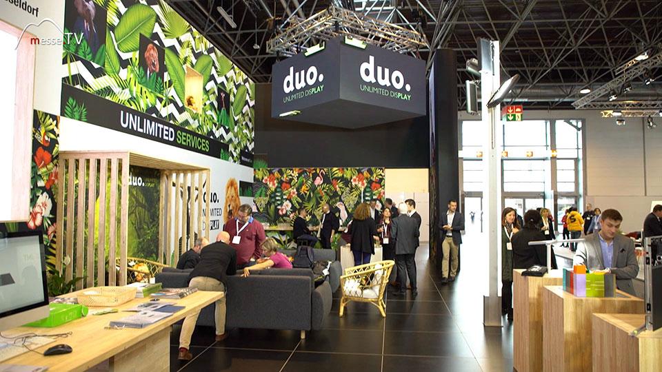 Duo Display Messesystem Euroshop