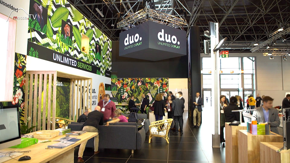 EuroShop 2020 Duo Systems Messe Düsseldorf