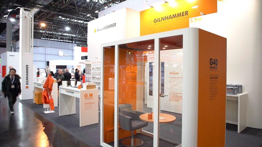Euroshop 2020 Gilnhammer Raumbox Messe Düsseldorf