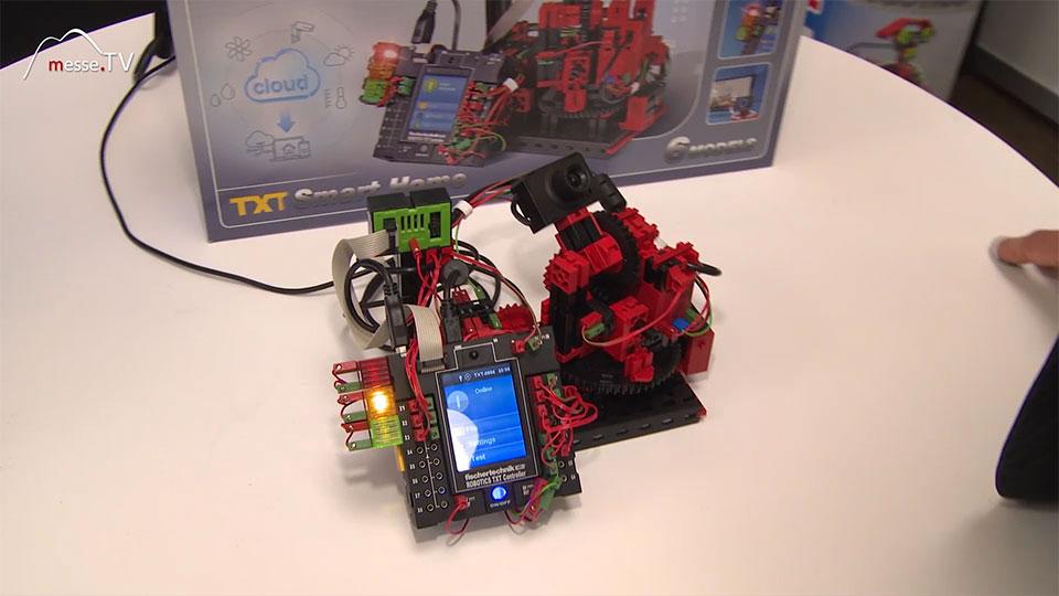 Fischertechnik Robotics Controller Internet der Dinge Spielzeug