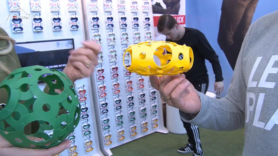 Foooty Frisbee Football Spielzeug