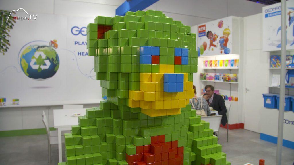 GEOMAG mangetische Bausteine Spielwarenmesse 2020