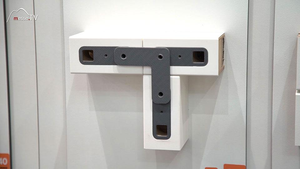 Gilnhammer G40 Quick Eckverbindung Wandsystem