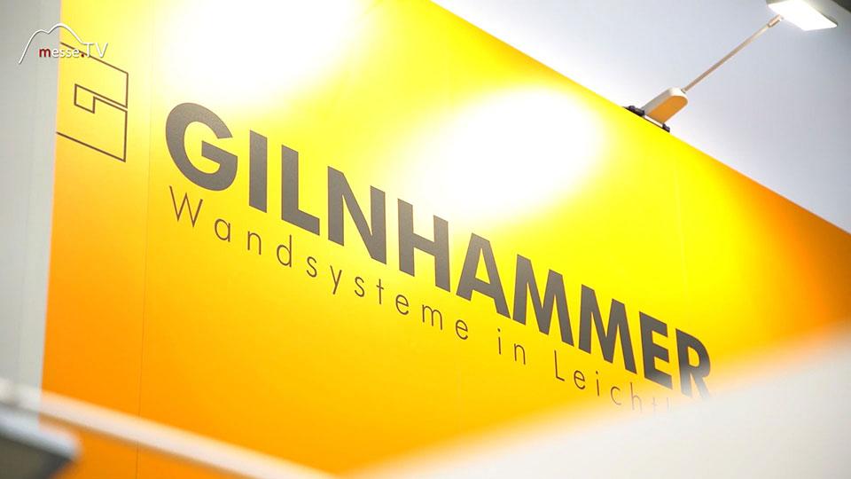 Gilnhammer Wandsystem in Leichtbauweise Euroshop 2020