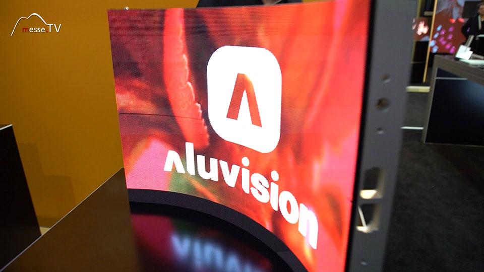 Hi-LED 55+ Panele Messesystem Aluvision