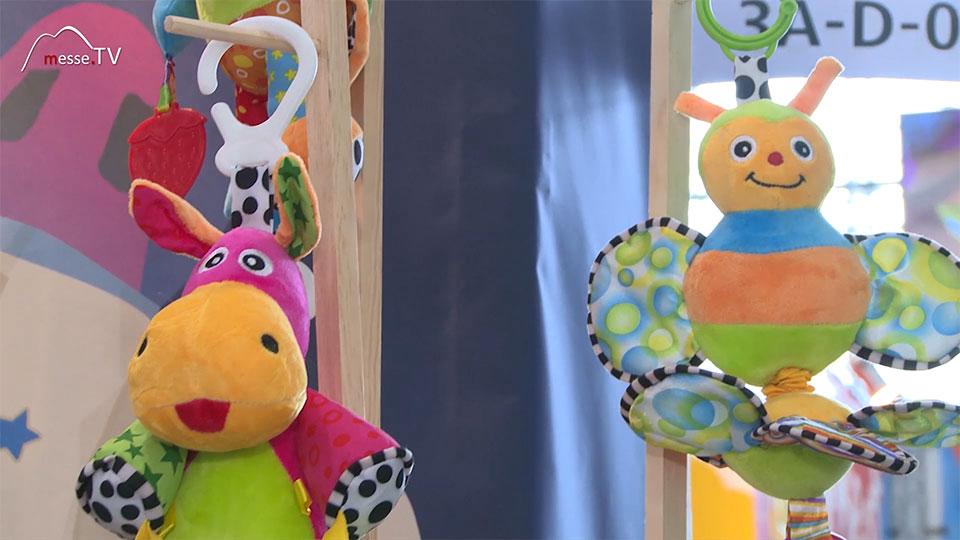 Kindergeschichten kreatives Spielen Spielwarenmesse