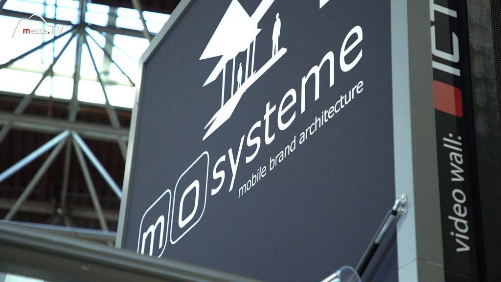 Mo Systeme mobile Räume