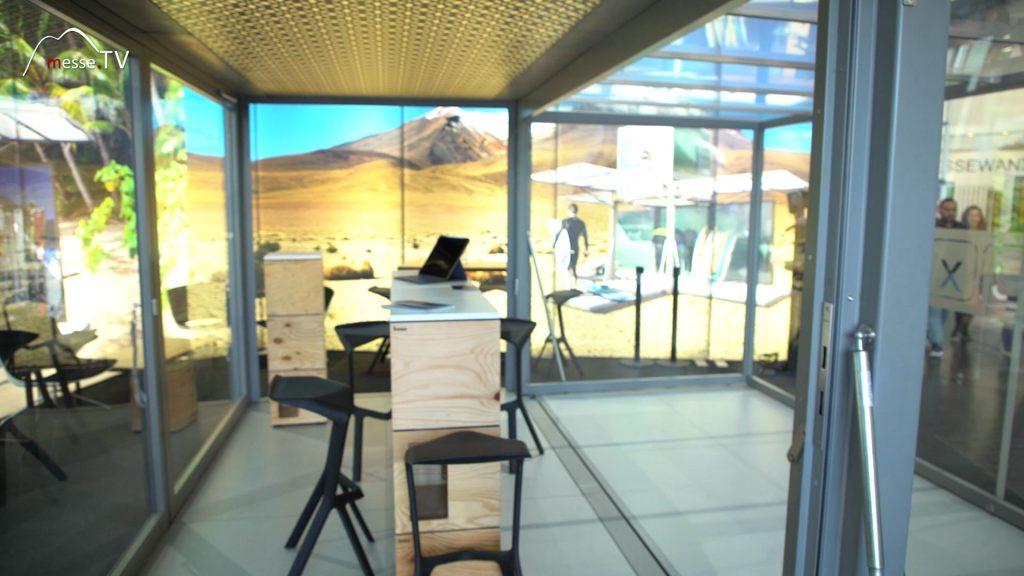 Mobile Raum Architektur Mo Systeme Euroshop 2020