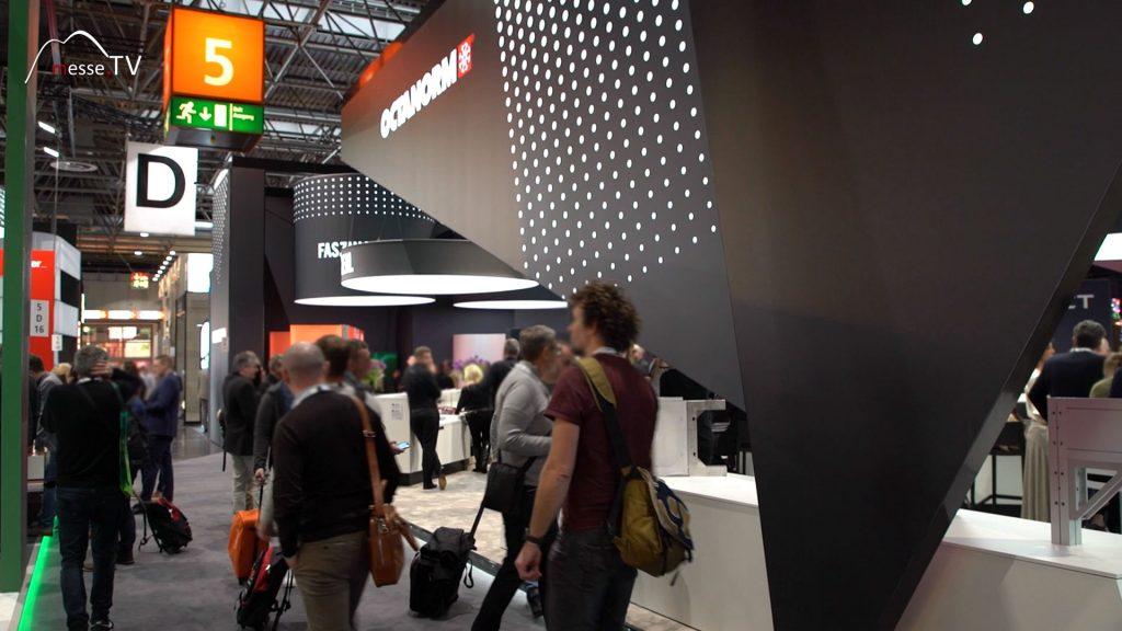 Octanorm System Messestand Euroshop 2020 Messe Düsseldorf