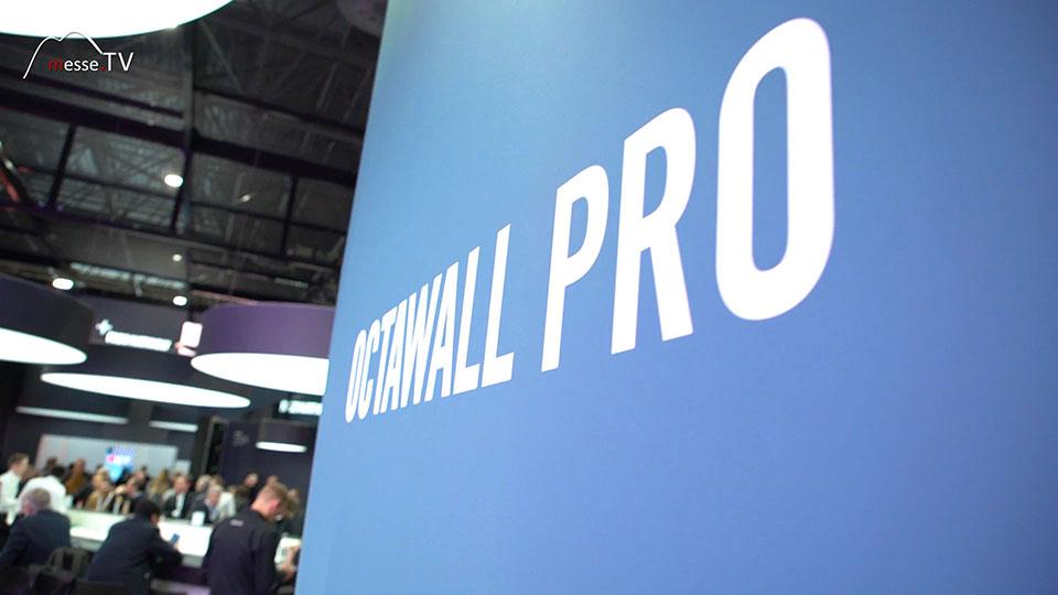 Octawall Pro - Octanorm modulares Bausystem