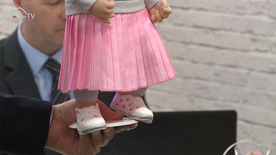 Puppenbekleidung Katzenberger Annabell Spielwarenmesse