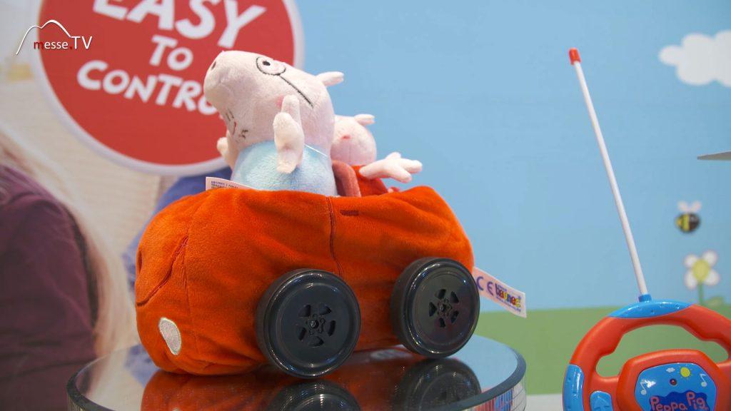 Revell Peppa Pig ferngesteuertes Auto Spielwarenmesse 2020