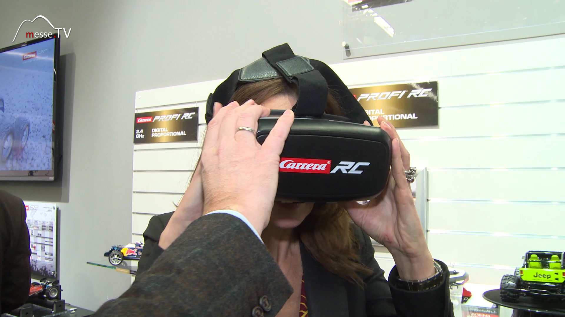 Carrera RC Augmented Reality