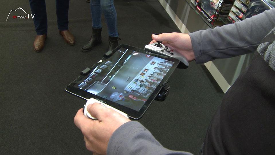 Carrera RC Drohne iPad