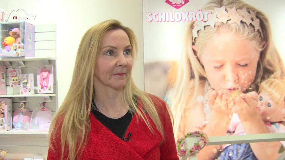 Christine Stadlbauer Spielwarenmesse