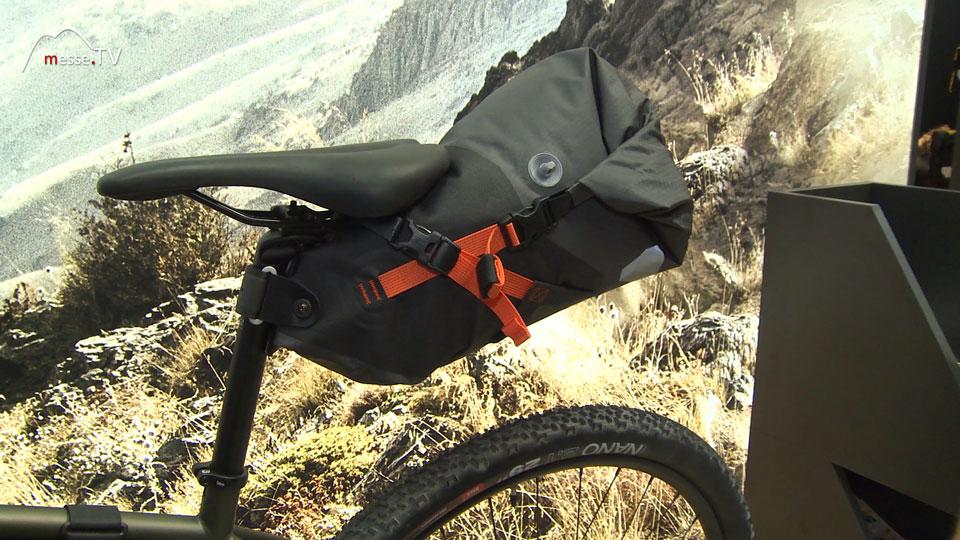 Overnighter Fahrradtasche Gepäck