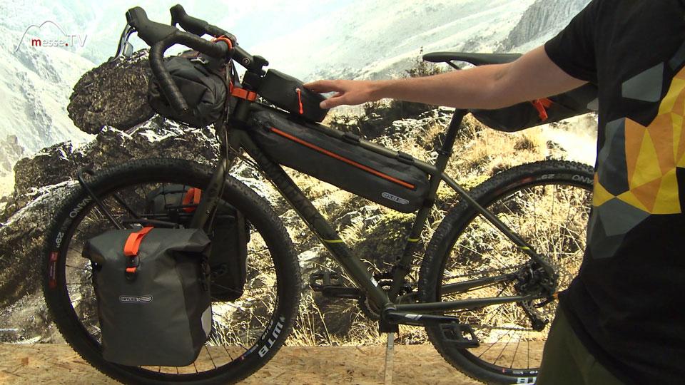 Seatpack Fahrradtaschen wasserdicht