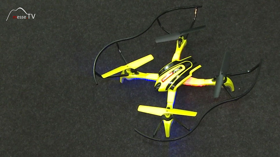 VR Drohne Multicopter