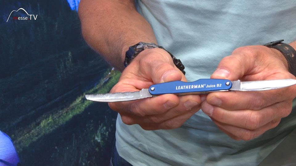 Wellenschliff Glattschliff Messer