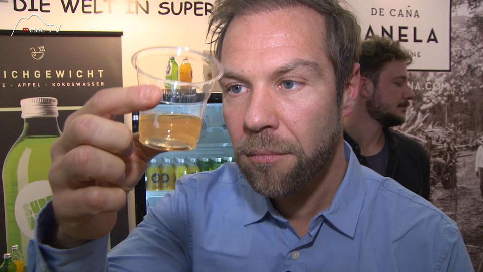 Energydrink Magnesium isotonisches Getränk