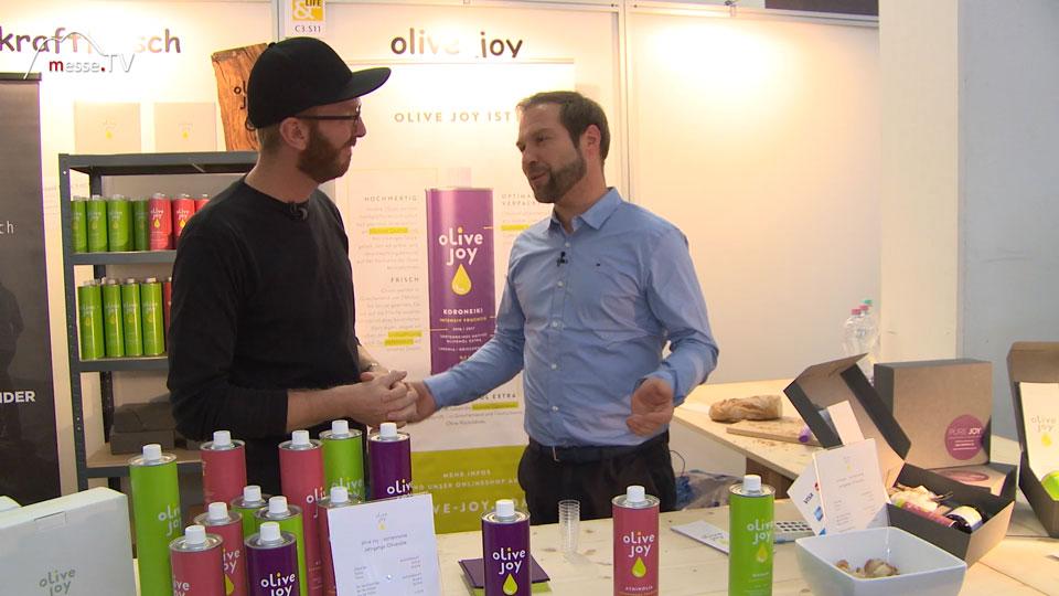 Olivenöl scharf mild fruchtig