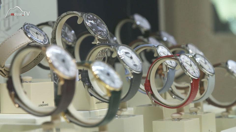 Junghans Uhrenkollektion Armbanduhr
